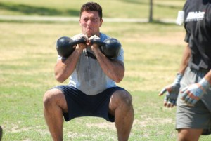 kettlebell workout for men